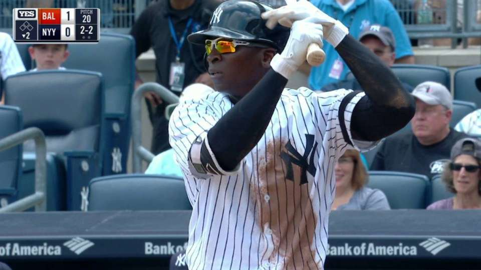 Didi ties Jeter with 24th homer