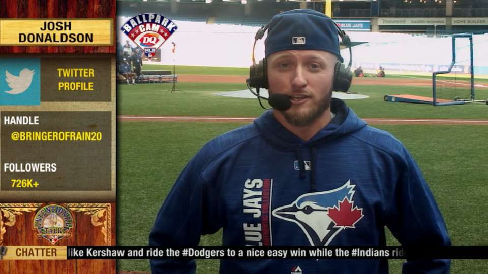 Intentional Talk: Josh Donaldson