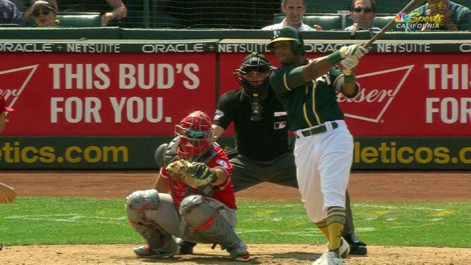 Davis' 39th home run
