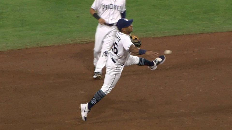 Myers' fantastic stretch