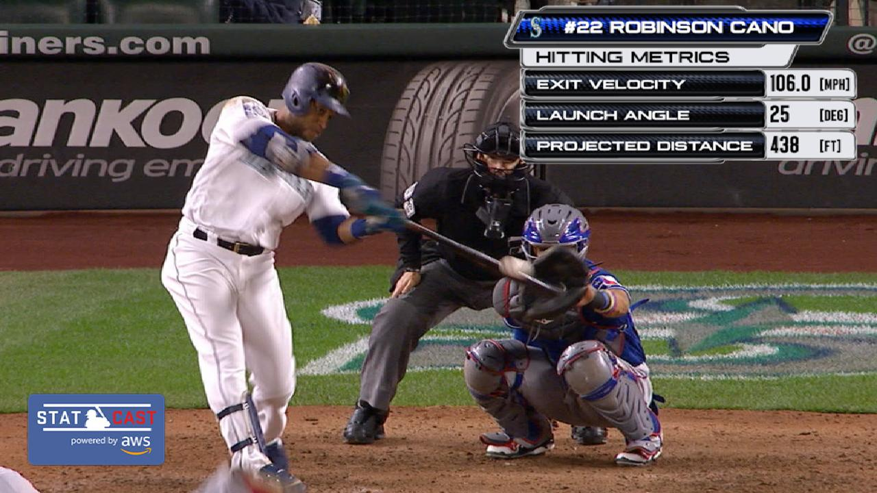 Image result for robinson cano home run