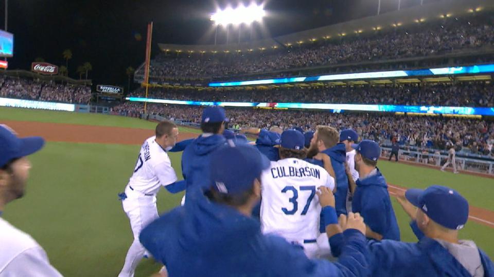 Dodgers ganan el Oeste