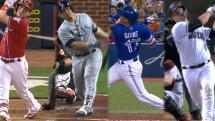 MLB sees four slams hit on 9/22