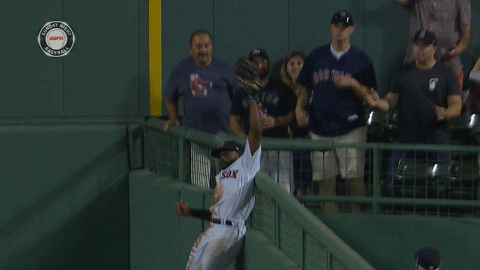 Extended Cut: JBJ robs Judge
