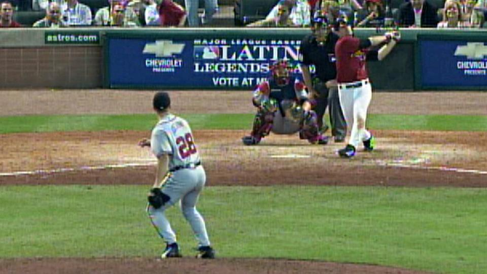 Burke sends Astros to '05 NLCS