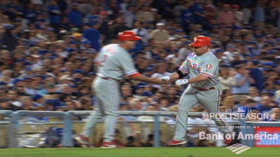 Stairs' pinch-hit home run