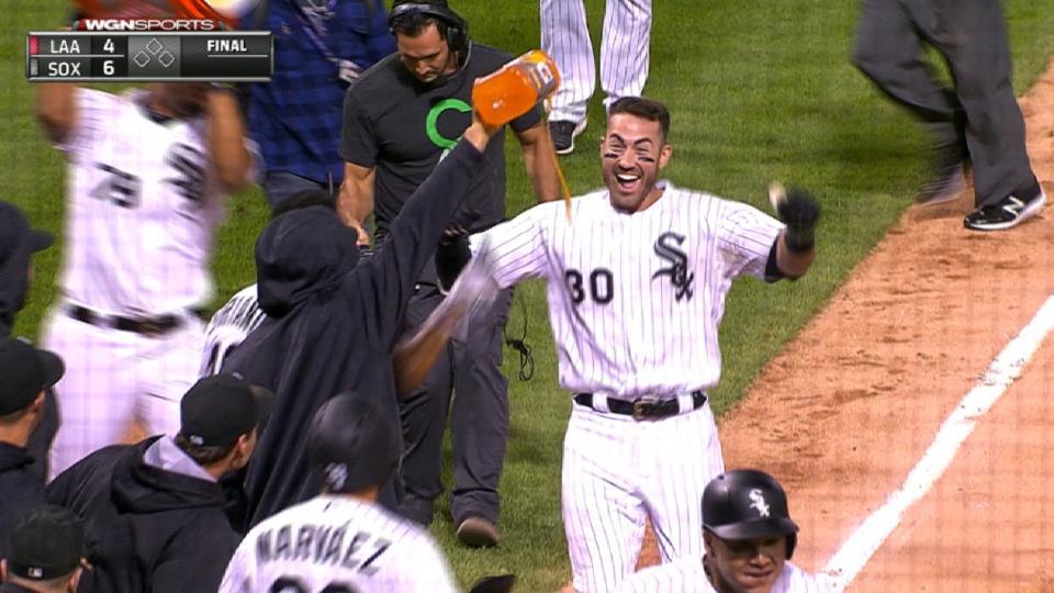 White Sox sentencia a Angelinos