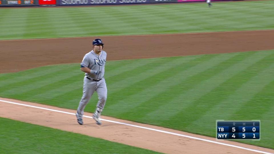 Ramos' two-run shot