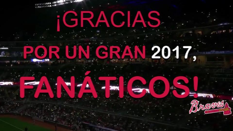 Gracias Fanaticos