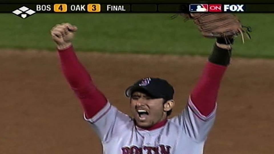 Red Sox advance to ALCS