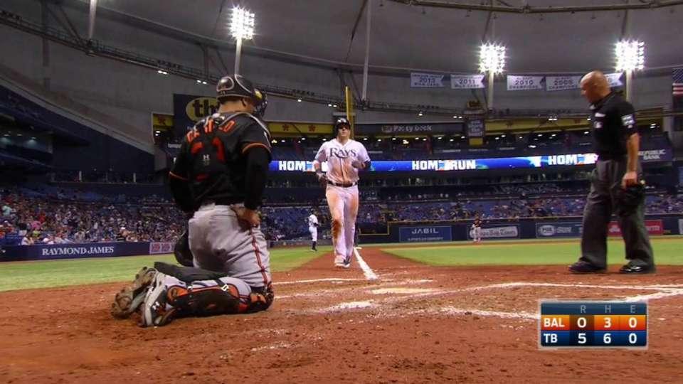 Morrison's 38th home run
