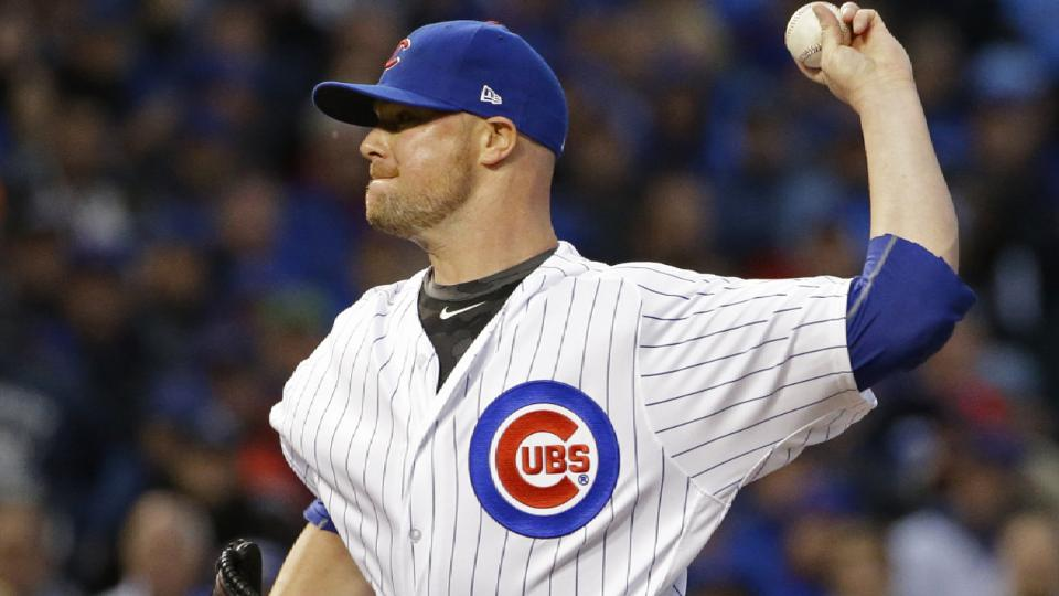 Maddon on decision to use Lester