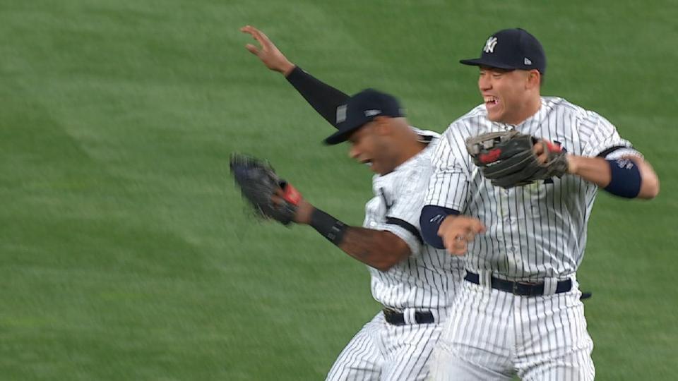 Yankees ganan el Juego 3