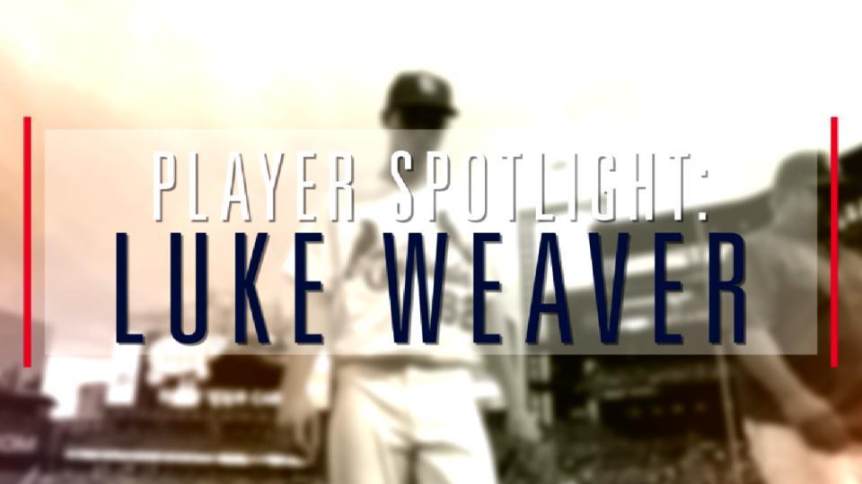 Inside look at Luke Weaver