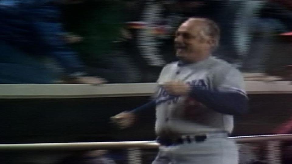 Dodgers win 1981 Series