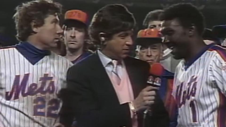 Knight, Wilson on Mets' comeback