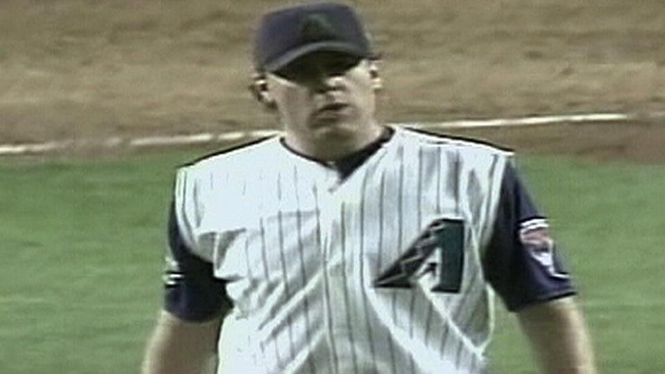 Schilling's nine strikeouts