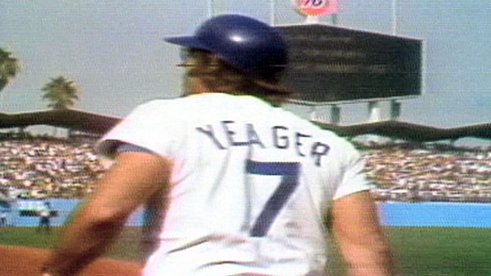 Yeager's three-run homer