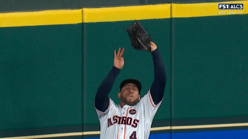 Extended Cut: Springer's catch