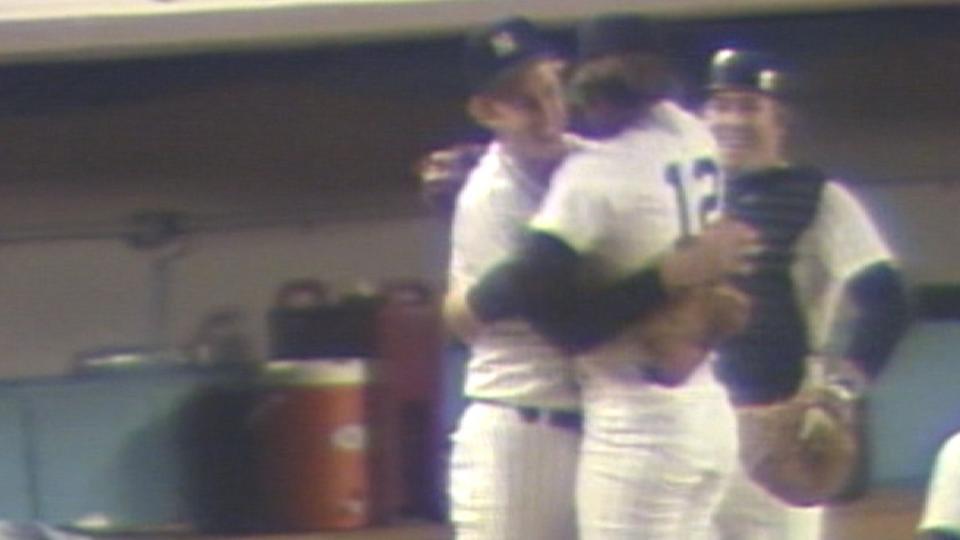 Beattie seals the Yankees' win