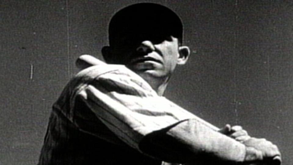 Yogi's pinch-hit homer