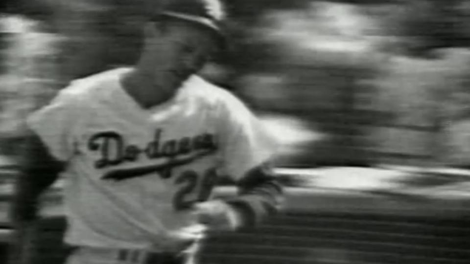 Parker's solo home run