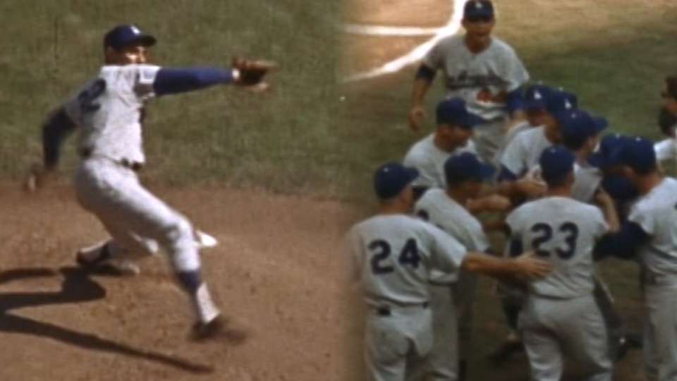 Must C: Koufax strikes out 15
