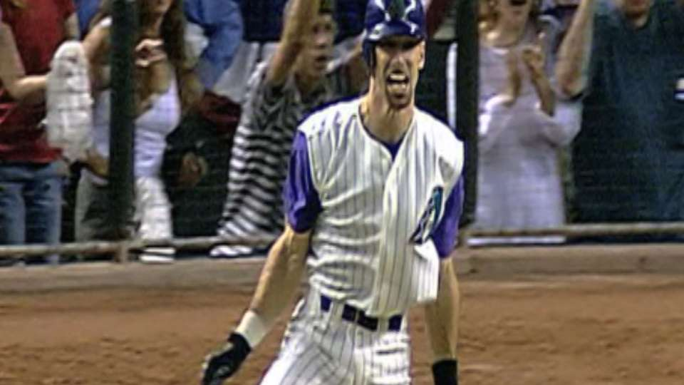 Must C: Gonzalez wins 2001 WS