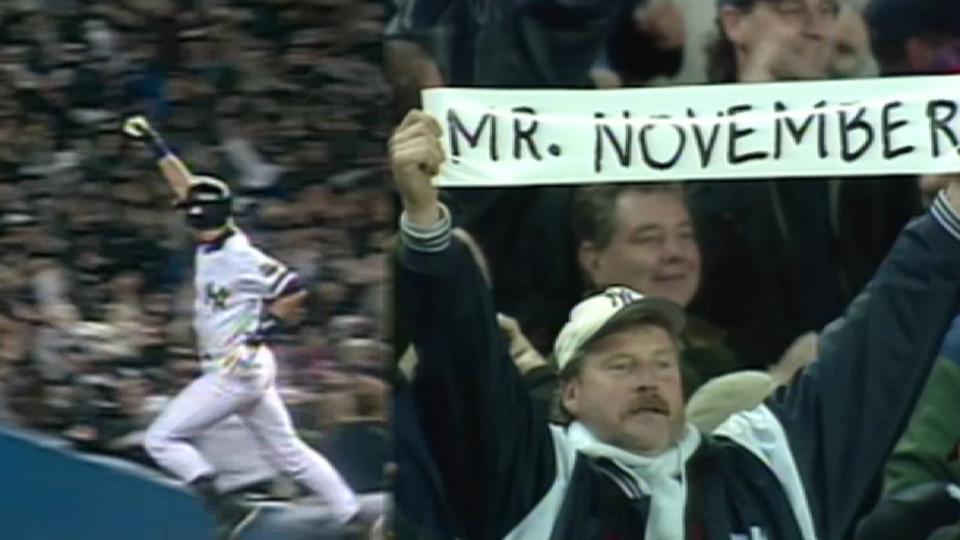 Must C: Jeter as Mr. November
