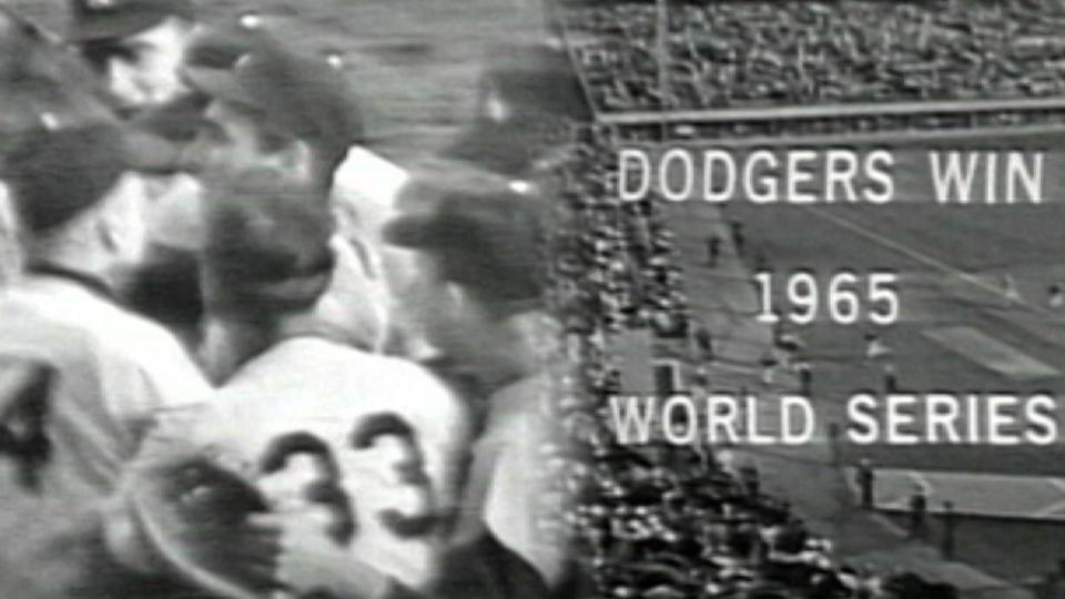 Must C: Koufax delivers title