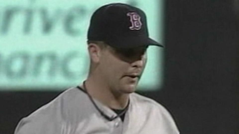 Foulke K's Rolen to end Game 3