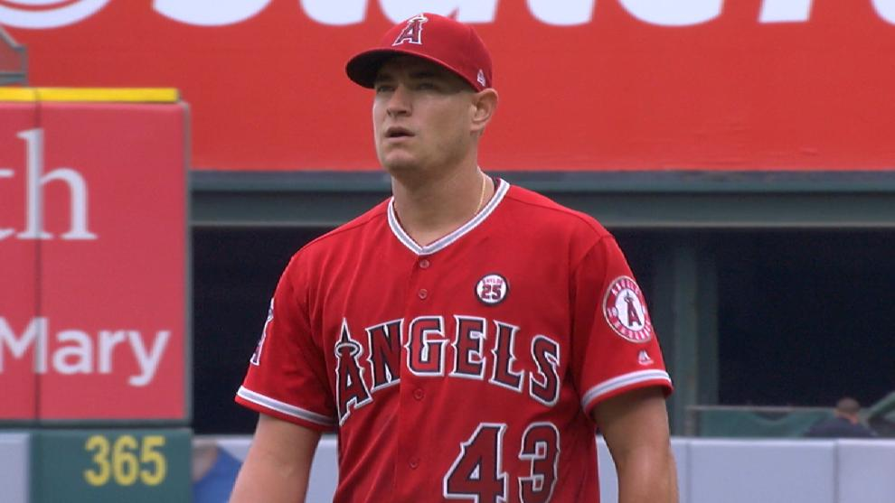 Angels expect to have improved rotation in '18