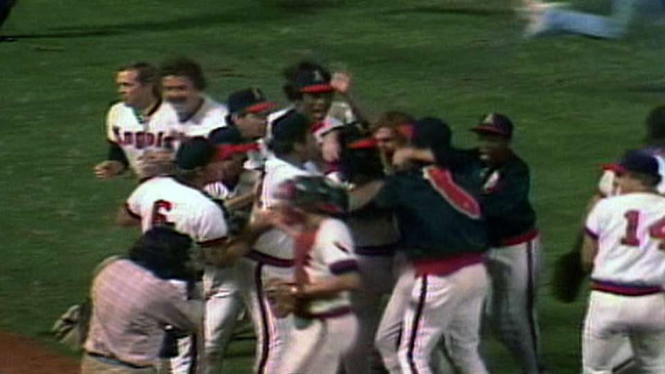 Angels clinch '79 AL West