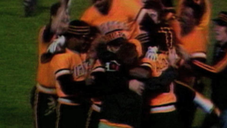 Pirates win the '79 World Series