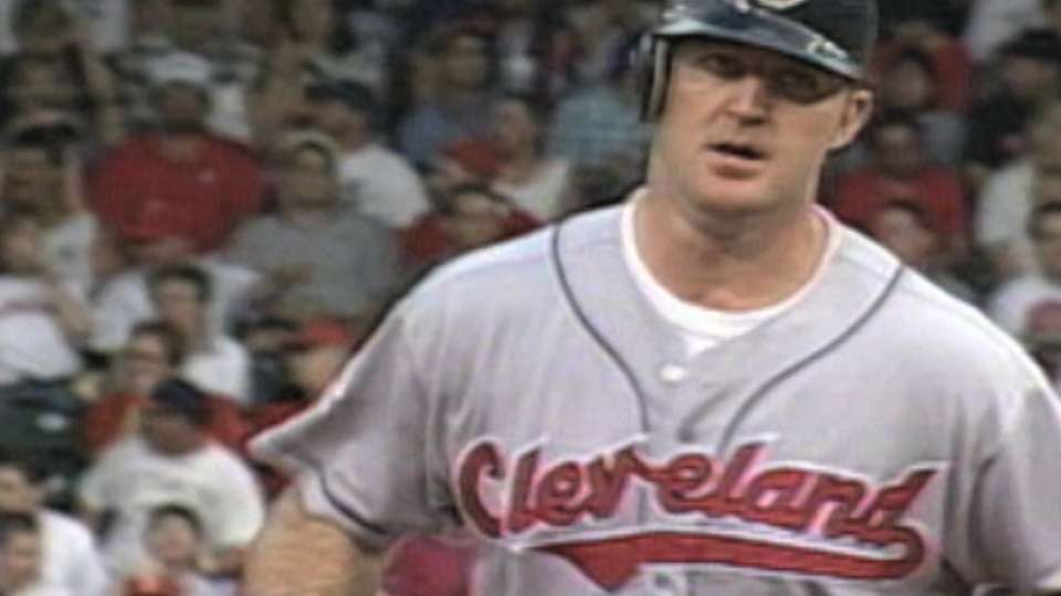 Thome's 100th career home run