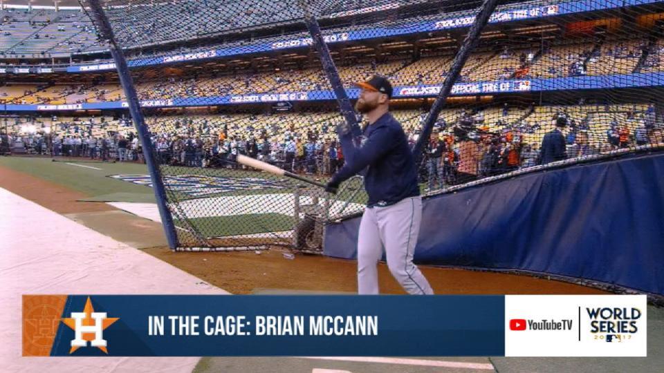 McCann takes BP IRL
