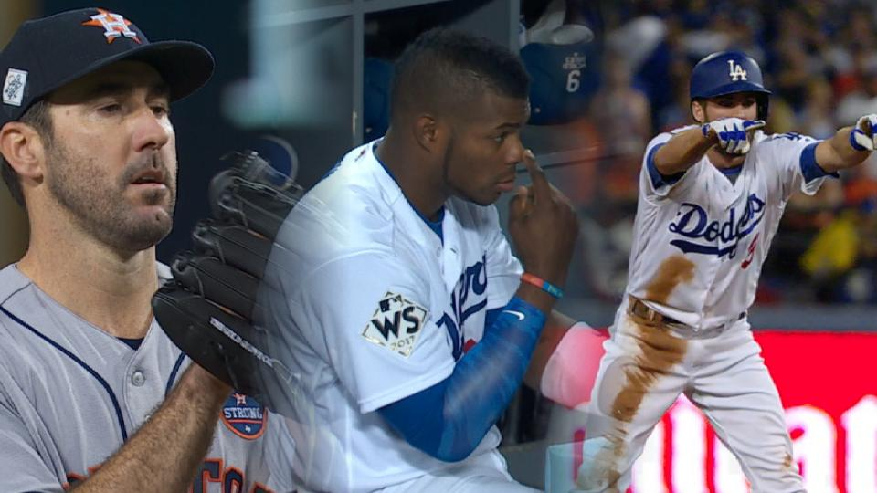 Must C: Dodgers take lead in 6th
