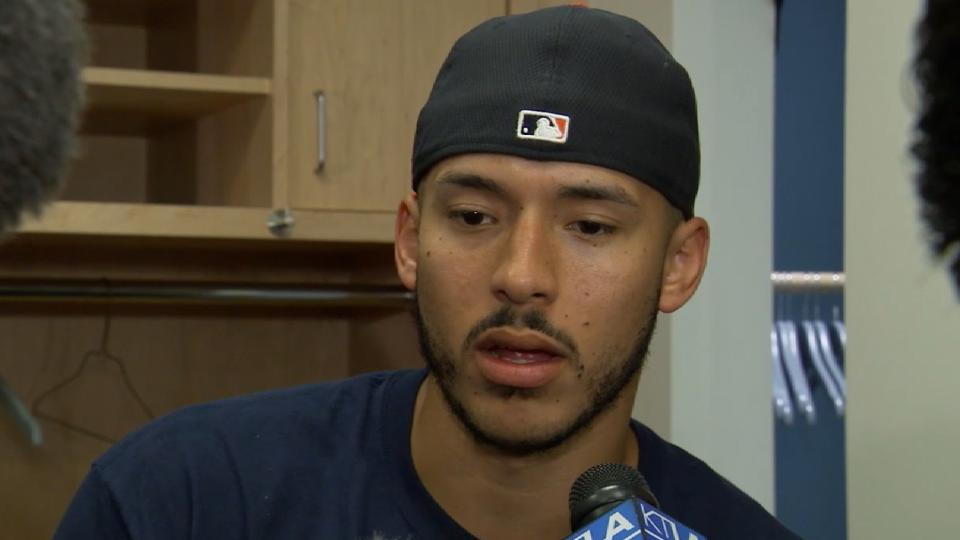 MLB Tonight: Carlos Correa