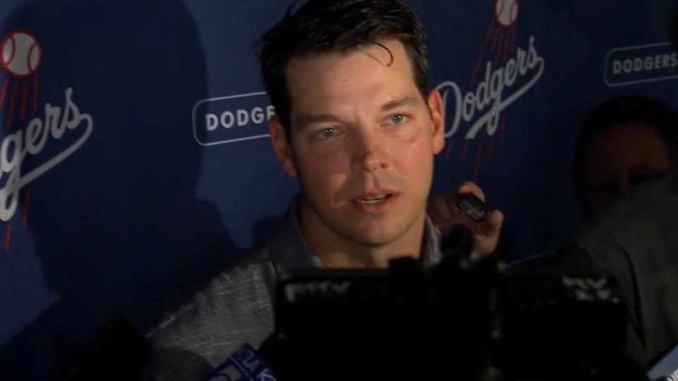 MLB Tonight: Rich Hill