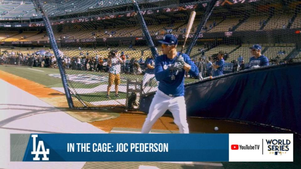 Pederson takes BP