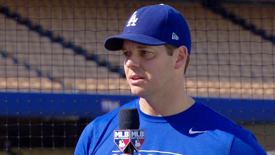 MLB Now: Rich Hill on Game 7
