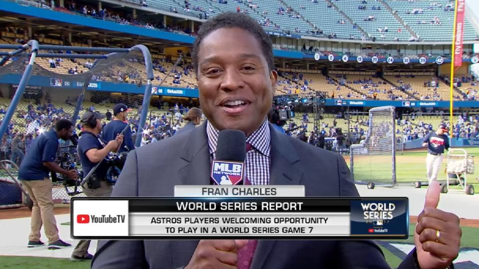 MLB Tonight: Fran Charles