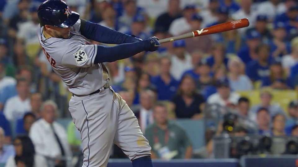 MLB Tonight on Springer's bat