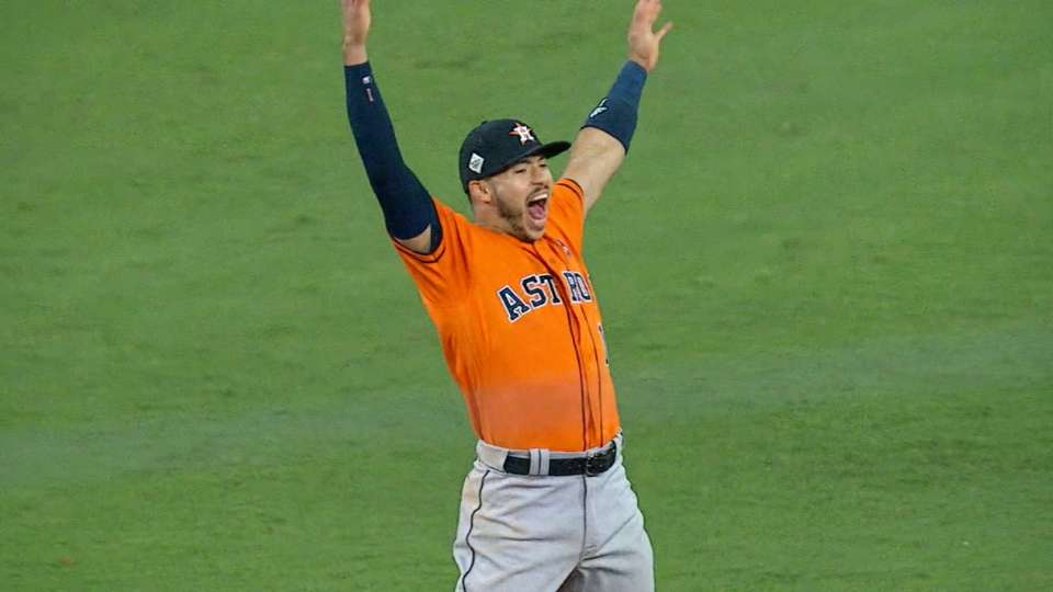 Path to the Splash: Astros