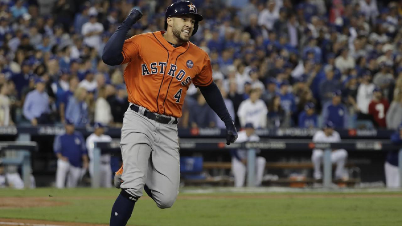 Image result for george springer