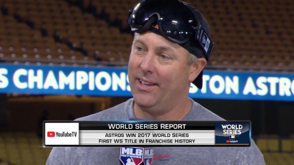 MLB Tonight: Reid Ryan