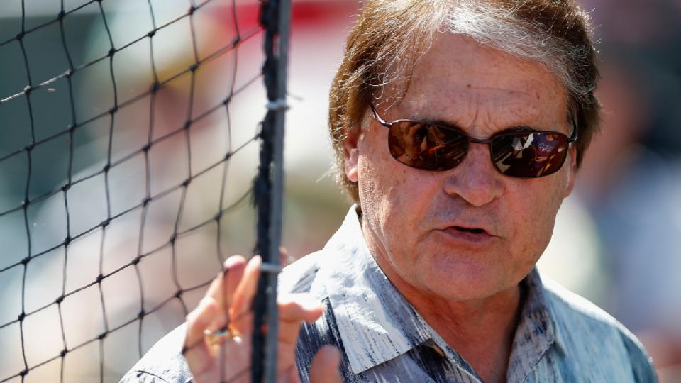 La Russa on improving the Sox