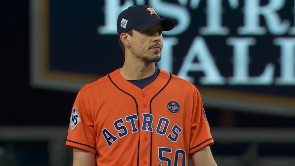 Breaking down Astros' pitching