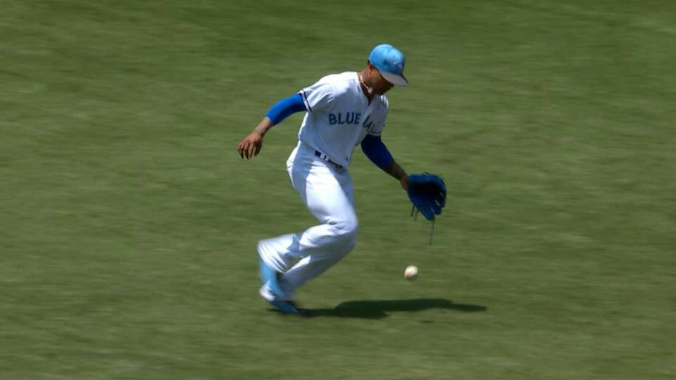 Stroman nominated for Gold Glove