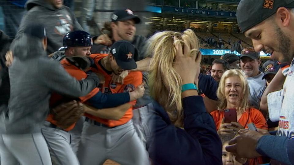 Postseason Moment: Correa